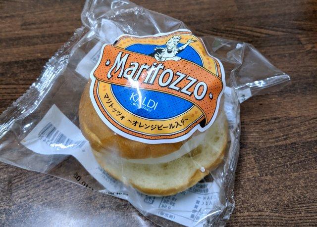 人気過ぎて品薄になっているカルディの「冷凍マリトッツォ」を食べてみた! 税込270円とは思えないクオリティ!!