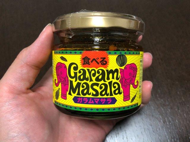 カルディの『食べるガラムマサラ』は納豆に入れてもイケる万能調味料