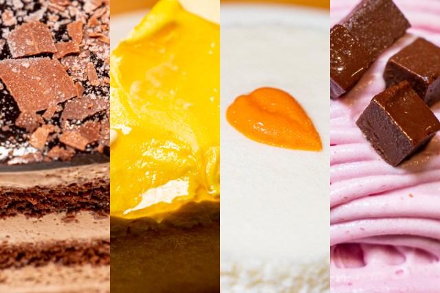 コメダの夏の新しい「季節のケーキ」4種を食べてみた / テクニカルに仕込まれまくったサプライズは、もはやワンダーランド