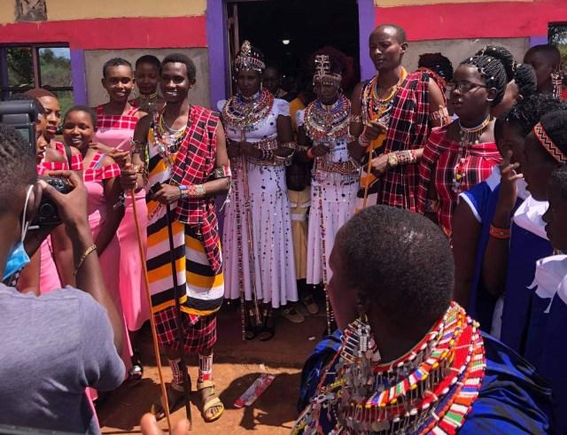 毎月1〜2回のペースで結婚式があるマサイ族は「ご祝儀」にどのくらい包む? マサイ通信:第477回