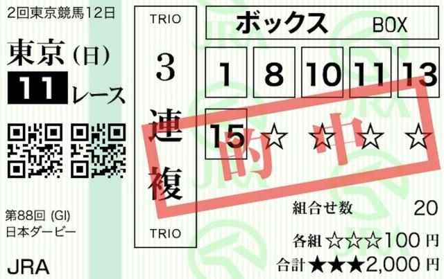 【競馬】日本ダービーでエフフォーリアと心中しようとしたのに馬券を当てられたワケ