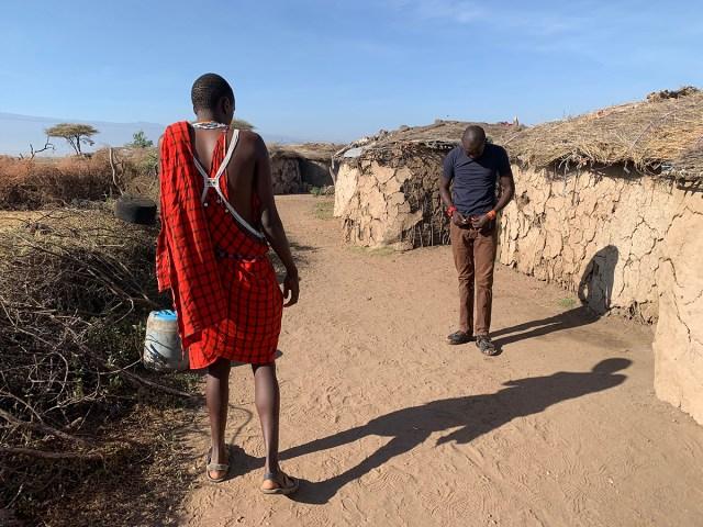 【ストリートファイト】もしも相手が「礼儀正しい戦士」ではなく「ケニアのチンピラ」だったらマサイ族の戦士はどう戦う? マサイ通信:第478回