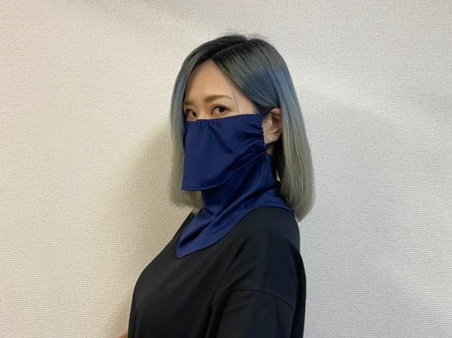 【注意】忍(しのび)っぽくなれる『ヤケーヌマスク』がマスク史上ダントツ1位の着け心地! …と思ったら「とんだ落とし穴」が空いていた