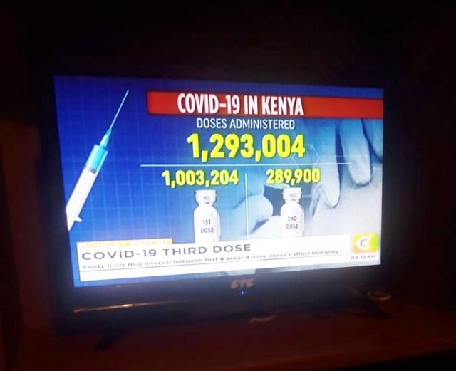 【コロナ】ケニアでのワクチン状況をタクシー運転手に聞いてみた →「アストラゼネカ社製のみ」「オレら若者は12月くらいかな」/ カンバ通信:第92回