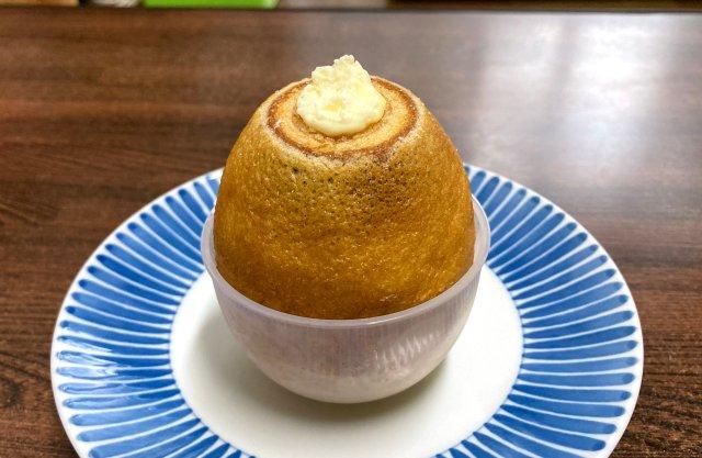 【実食】卵型のバウムクーヘンを食べたら、俺の中のバウムクーヘン観が180度変わった / 川越市「cocoro」