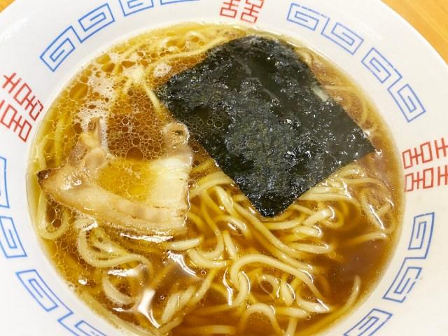 関西の人気店「カドヤ食堂」の中華そば(冷食)を本店の味を知らない舌で実食した感想 → 圧倒的に白米と合う