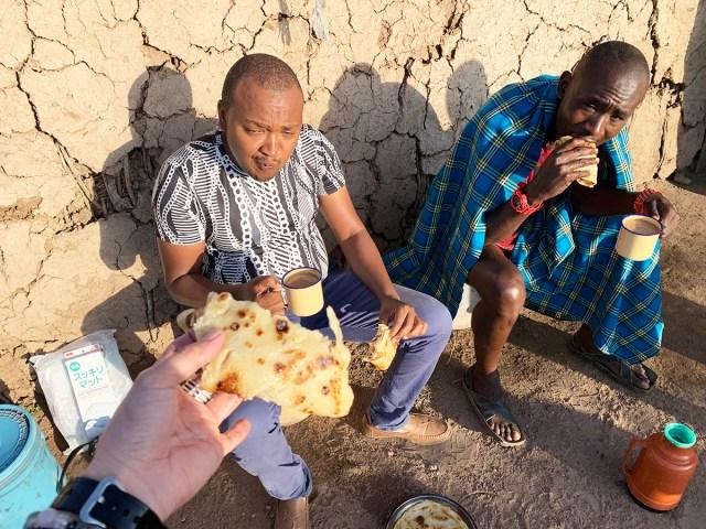 【ほぼデマ】日本のNHKが「マサイ族は塩を食べない」と報道していたのはウソ / マサイ通信:第485回