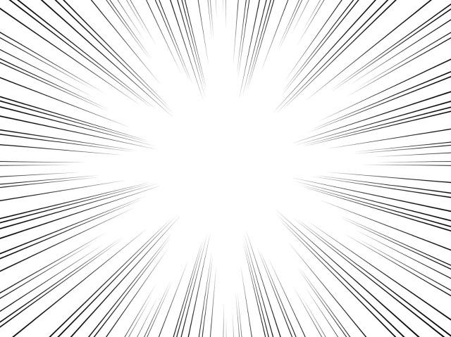 集中線でも迫力が出ないものを調べてみた / 東京五輪の開会式でも使われた漫画技法はどこまで強いのか検証