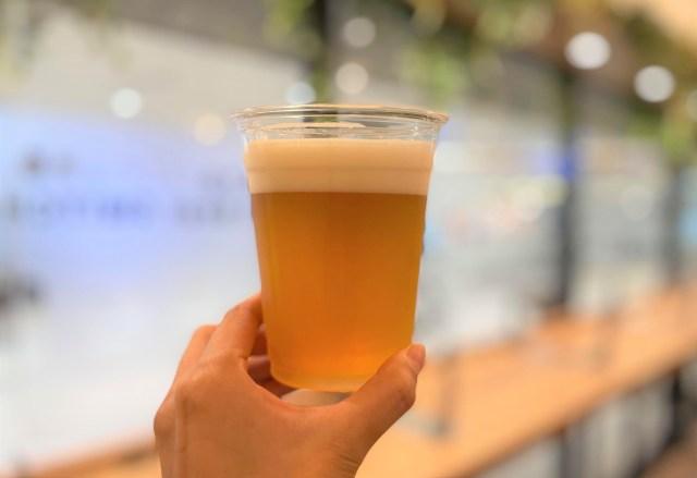 【現代の立ち飲み】LINEで注文&決済完了! スマホ1台でビールとつまみを楽しめる「YAMATO Craft Beer SWITCH」に行ってみた