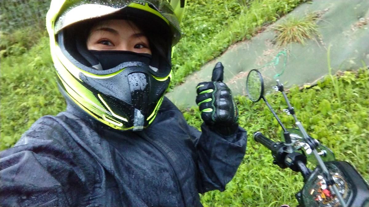 【検証】ワークマンのレインウェアをガチバイク乗りが検証してみた結果… / まさかの部分がずぶ濡れに!
