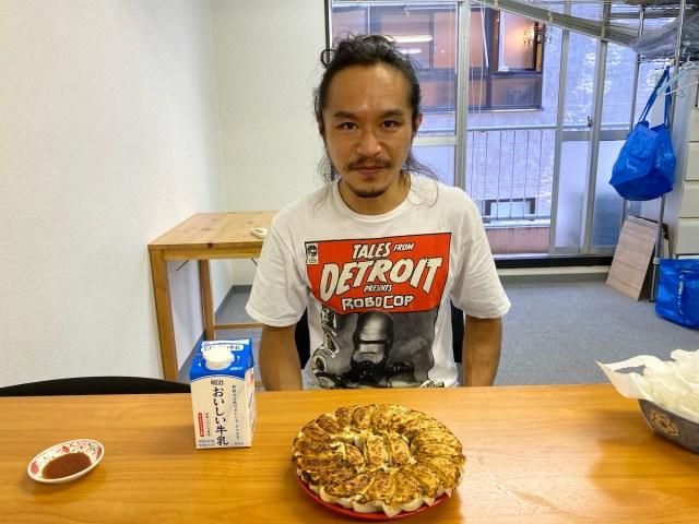 餃子を食べた後に「牛乳」を飲むと美味しいって正気かよ…と思ったけどマジだった / 三重県四日市「新味覚」