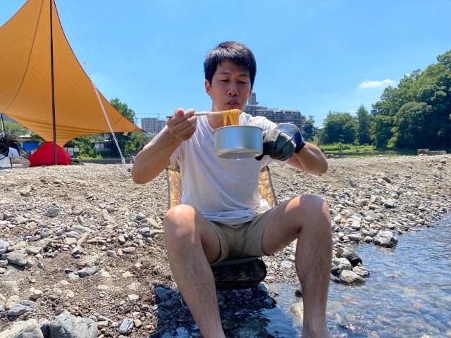【最強】ZENBのスープヌードルがキャンプ飯に最高なワケ! 実際にキャンプで作って確かめてみた!