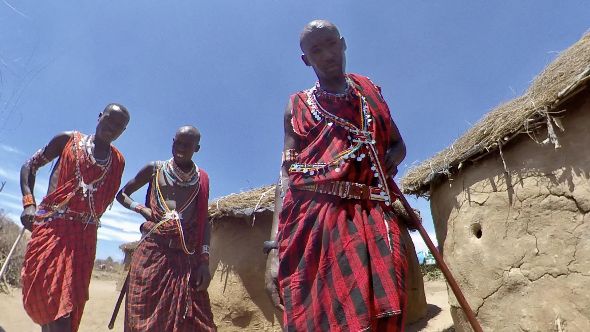 マサイ族の世界では金持ちとイケメンどっちがモテる? 戦士や賢者や紳士はどう? マサイ通信:第491回