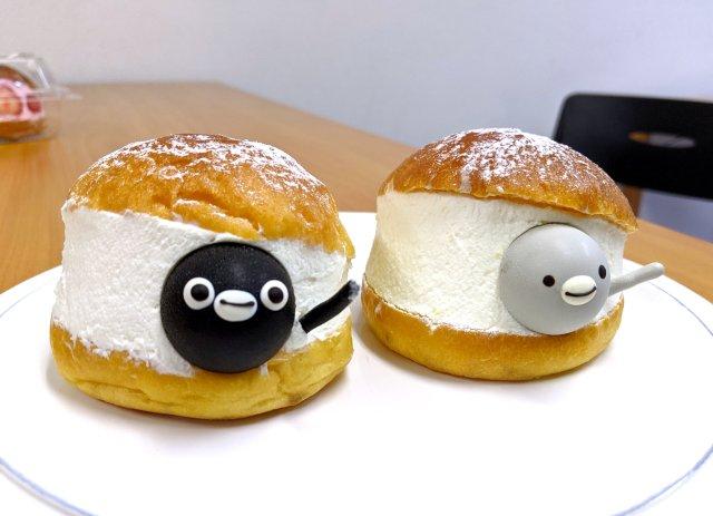【ズルい】「Suicaのペンギンマリトッツォ」が猛烈にカワイすぎて、めちゃくちゃ食いづらい!