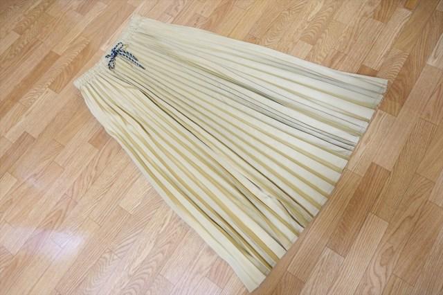 【ワークマン女子】撥水プリーツスカートが安い・可愛い・便利の3拍子揃った優秀アイテム! 持ち歩きに便利なポケッタブル