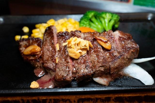 販売開始から3日で欠品 「いきなり! ステーキ」の『イチボステーキ』を食べてみた → ワイルドステーキに感動した