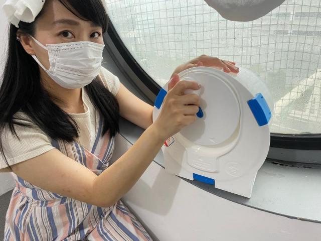 【完全手動】電気のいらないポータブル洗濯機の実力は如何に!?
