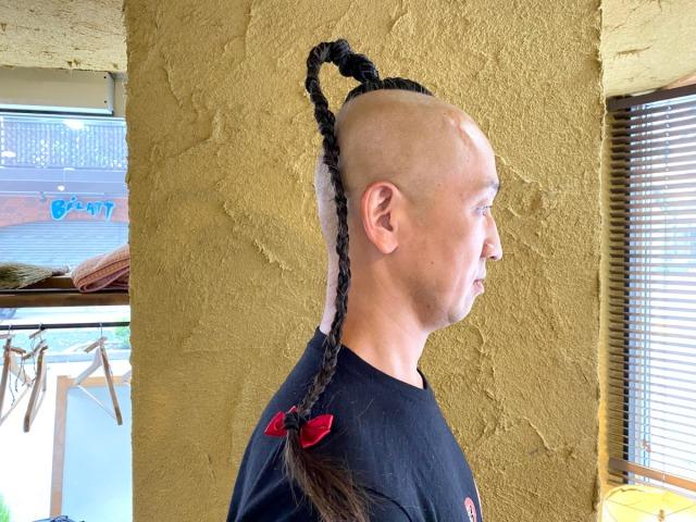 【わかる】ラーメンマンの髪型にした人にありがちな5つのこと