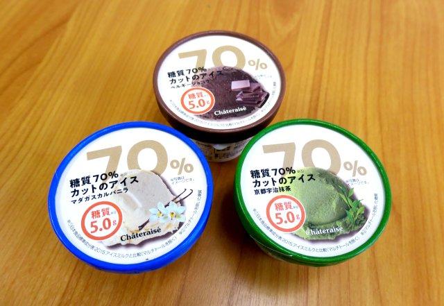 【低カロリー】シャトレーゼの「糖質70%カットのアイス」がスゴすぎる! 罪悪感も70%カットできるレベル!!