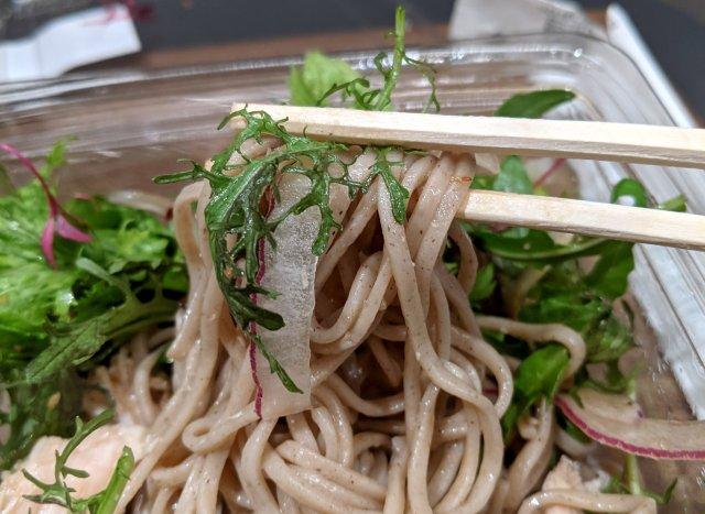 【意外なグルメ】君は「ゴディバ」の蕎麦(そば)を知っているか? 東京駅八重洲・ゴディバカフェ東京