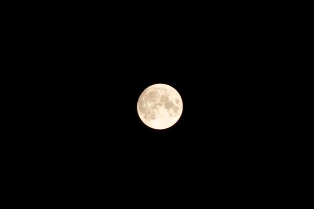 今夜は満月! 8年ぶりに中秋の名月と重なるぞ!! / あるいはハーベストムーン