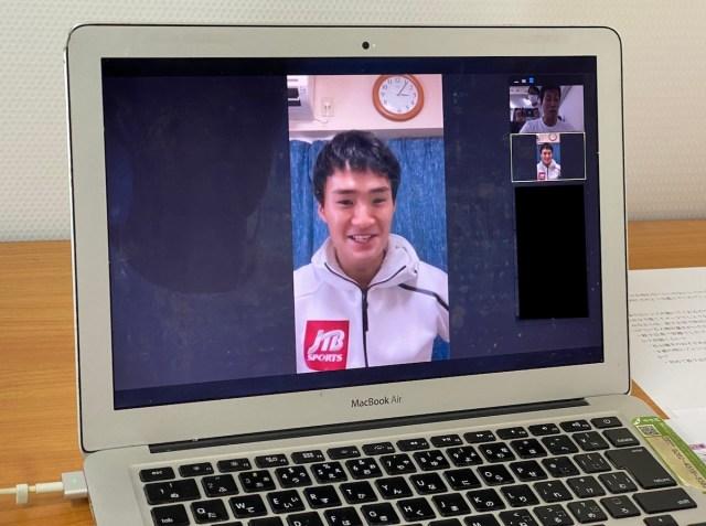 【独占】フェンシング松山恭助選手にオリンピック選手村のことや、話題となった「味の素の冷凍ギョーザ」について聞いてみた!