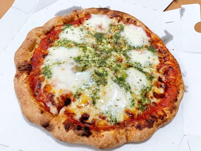 【朗報?】ガストが「持ち帰りマルゲリータピザ」をまさかの399円で発売! 激安すぎィィィイイと思ったら…ヤバイ事実に気付いてしまった