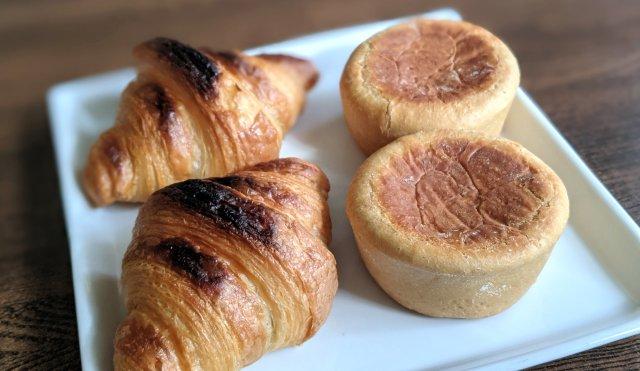 オーブントースターで2~3分焼くだけ! 「パンド」の冷凍パンが手軽な上に美味すぎてベーカリーに行く気なくしそう……