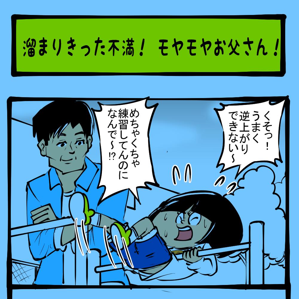 コレが現実だ! 世の理不尽を語る父! 土日のアサコちゃん第29回「溜まりきった不満! モヤモヤお父さん!」