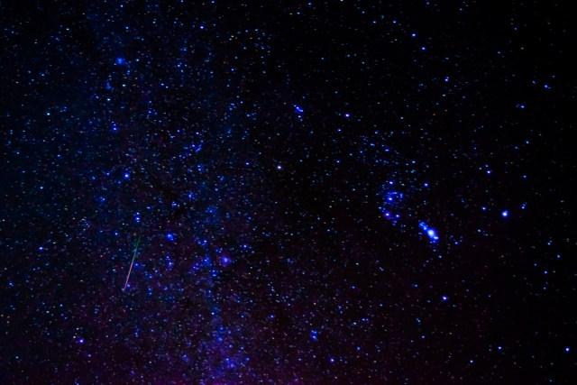 今夜はオリオン座流星群がピーク! 観測前に把握しておくべき最も重要なことはこれだ!!