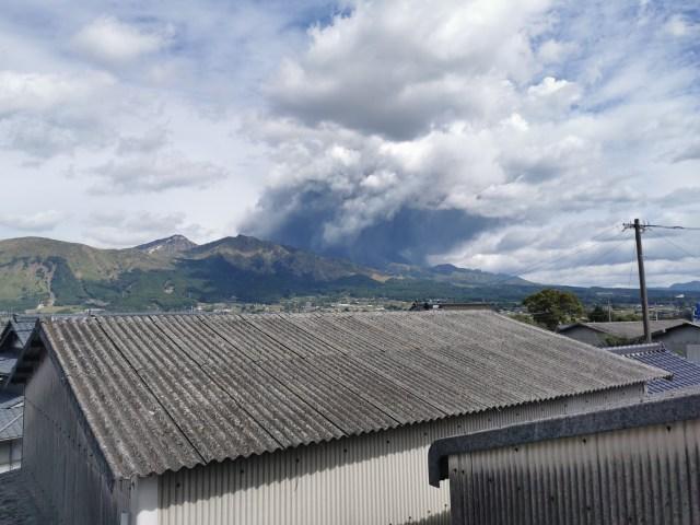 【緊急レポ】阿蘇山噴火について現地住民に「噴火した時の状況」を聞いてみた結果