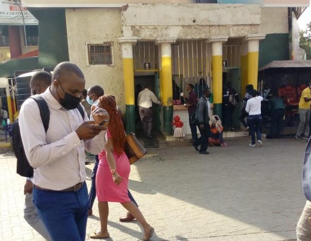 【潜入】これがナイロビの公衆トイレだ! カンバ通信:第111回
