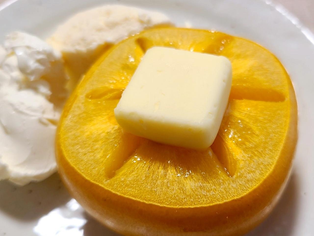 柿は焼いた方がウマい!? JA全農オススメの「焼き柿」は甘くてとろける革命的美味しさだった!